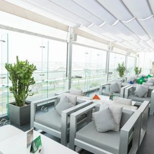 Aurora Lounge and Terrace