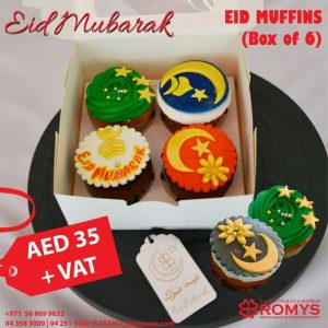 Romy's Confectionery Eid offer